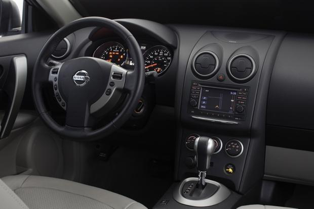 2013 Nissan Rogue: OEM Image Gallery featured image large thumb7