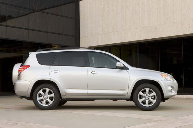 2006-2012 Toyota RAV4 vs. 2008-2013 Nissan Rogue: Which Is ...