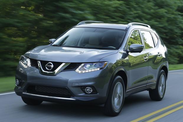 2015 Nissan Rogue: New Car Review featured image large thumb2