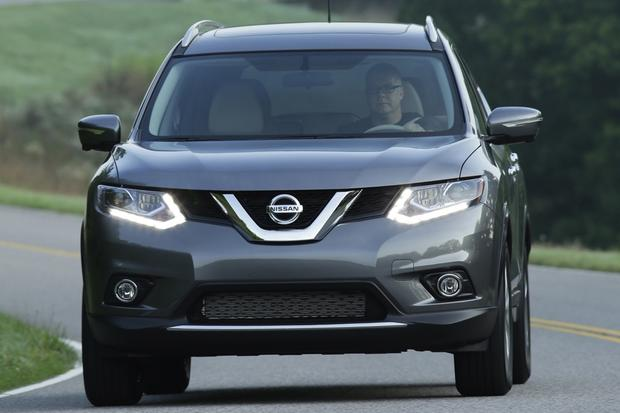 2014 Nissan Rogue: New Car Review featured image large thumb3