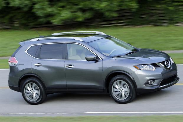 2014 Nissan Rogue: New Car Review featured image large thumb2
