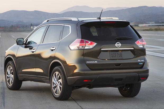 2014 Nissan Rogue Vs 2014 Rogue Select What S The