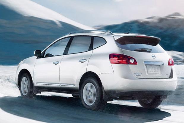 2014 Nissan Rogue Vs 2014 Rogue Select Whats The Difference on hybrid electric cars 2014