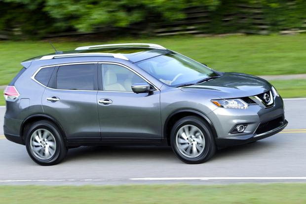 2014 Nissan Rogue vs. 2014 Rogue Select: What's the Difference? featured image large thumb6