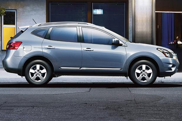 2014 Nissan Rogue vs. 2014 Rogue Select: What's the Difference? featured image large thumb7