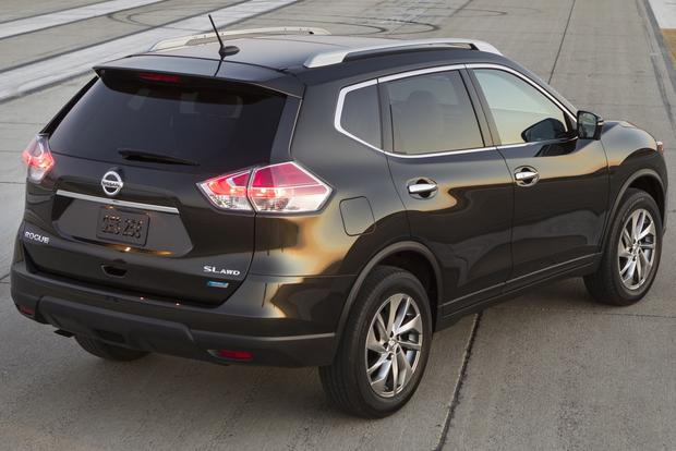 2014 Nissan Rogue vs. 2014 Rogue Select: What's the Difference? featured image large thumb10