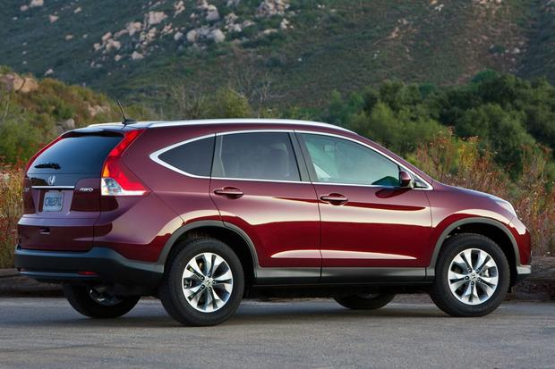 2014 Nissan Rogue vs. 2014 Honda CR-V: Which Is Better? featured image large thumb7