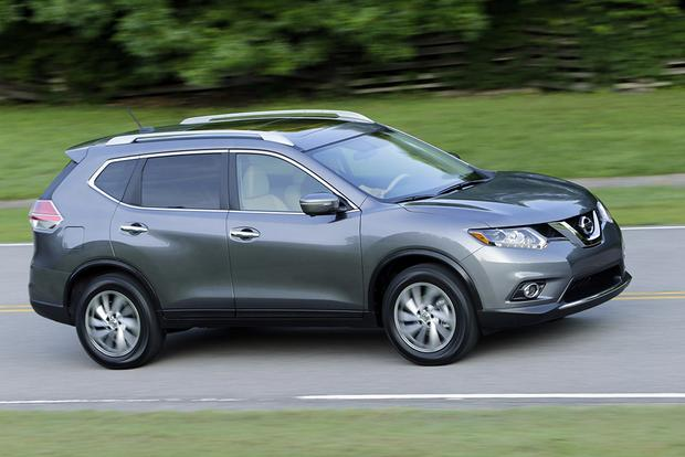 Elegant 2015 Nissan Rogue Vs. 2015 Mazda CX 5: Which Is Better? Featured