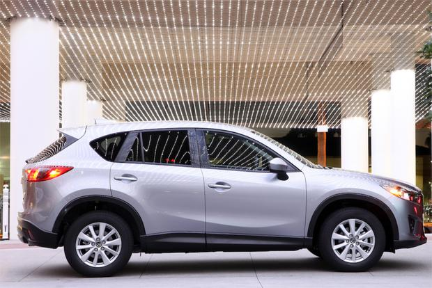 2015 Nissan Rogue vs. 2015 Mazda CX-5: Which Is Better? featured image large thumb2