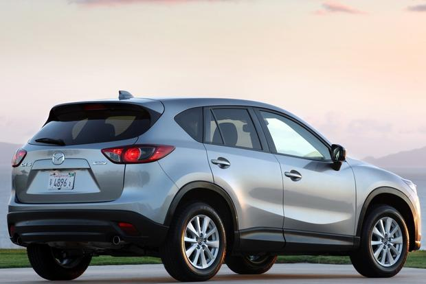 2015 Nissan Rogue vs. 2015 Mazda CX-5: Which Is Better? featured image large thumb4