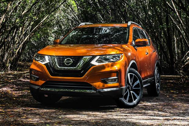 2017 Nissan Rogue: New Car Review featured image large thumb4