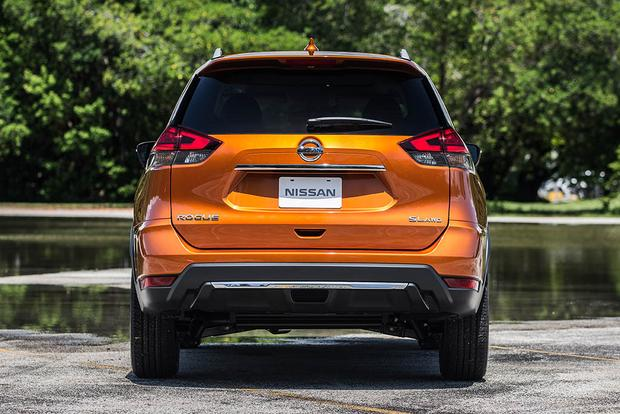 2017 Nissan Rogue: New Car Review featured image large thumb5
