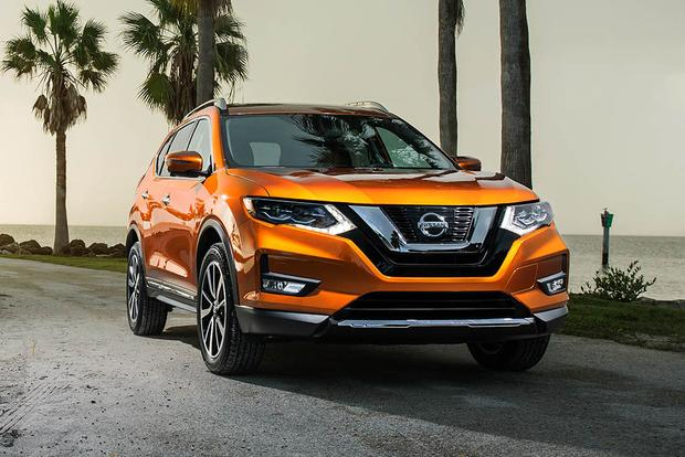 2017 Nissan Rogue Sport vs. 2017 Nissan Rogue: What's the Difference? featured image large thumb11