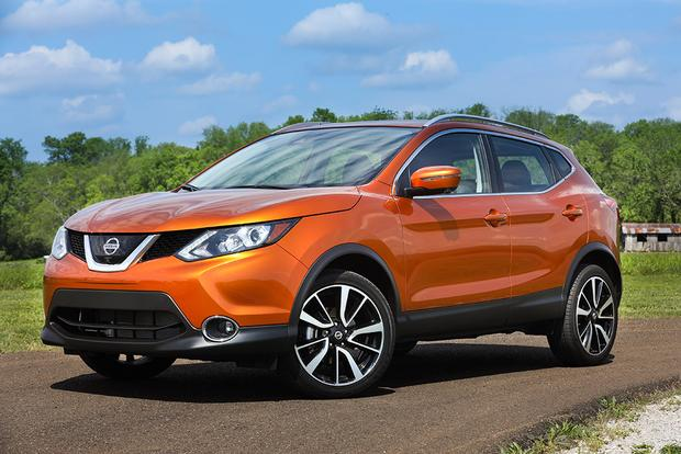 2017 Nissan Rogue Sport vs. 2017 Nissan Rogue: What's the Difference? featured image large thumb4