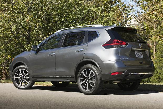 2018 Nissan Rogue: New Car Review featured image large thumb1