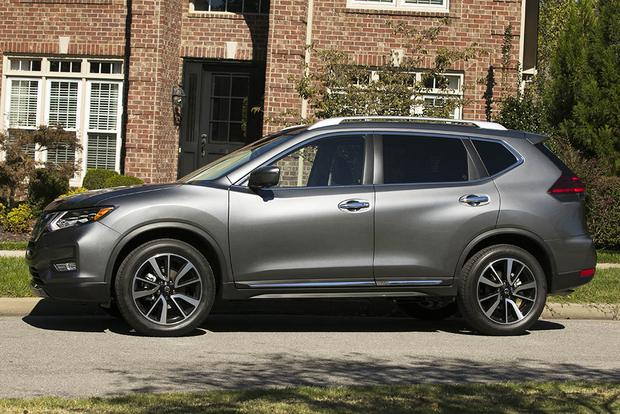 2018 Nissan Rogue: New Car Review featured image large thumb2