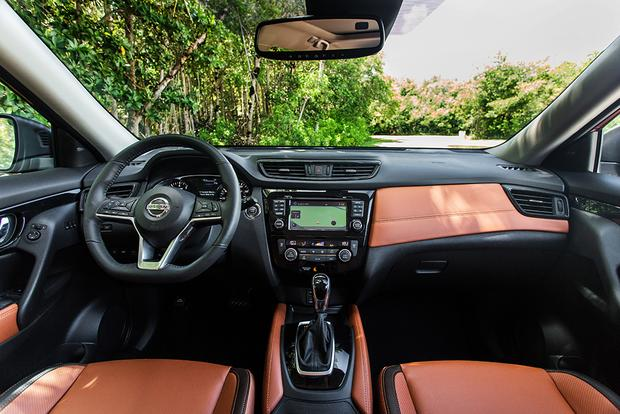 2018 Nissan Rogue: New Car Review featured image large thumb3