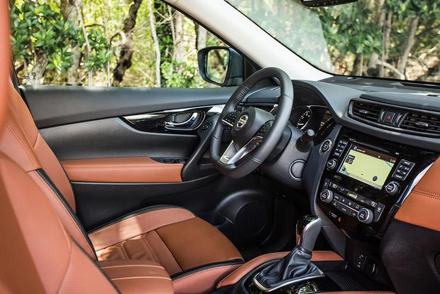 2018 Nissan Rogue: New Car Review featured image large thumb4