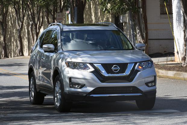 2018 Nissan Rogue New Car Review Autotrader