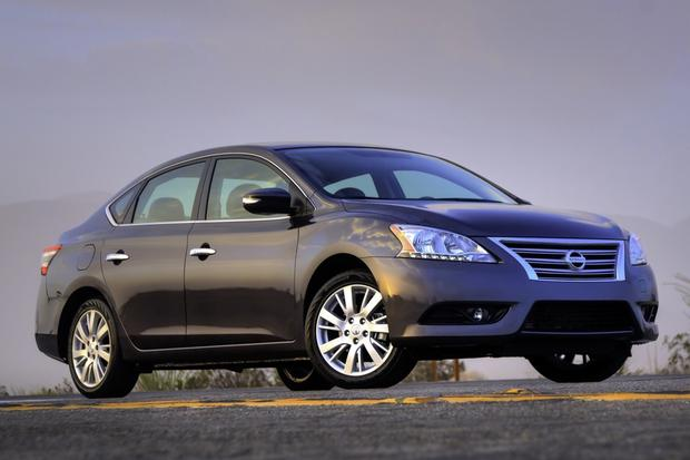 2013 Nissan Sentra: New Car Review