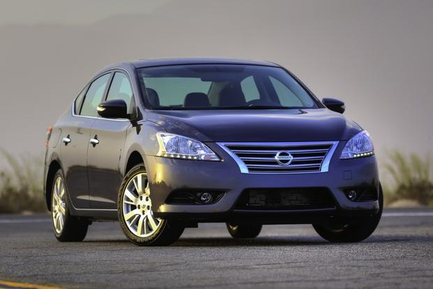 2013 Nissan Sentra: New Car Review featured image large thumb1