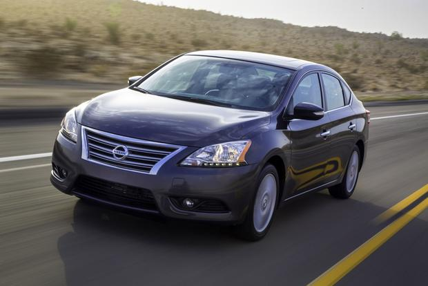 2013 Nissan Sentra: New Car Review featured image large thumb3