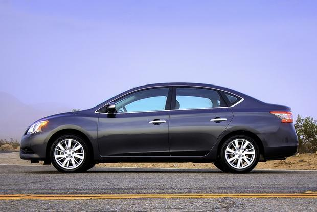 2013 Nissan Sentra: New Car Review featured image large thumb5