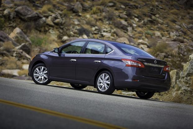 2013 Nissan Sentra: New Car Review featured image large thumb6