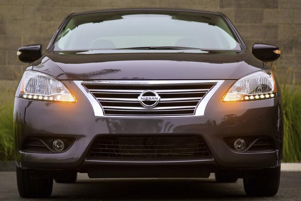 2014 nissan sentra new car review autotrader. Black Bedroom Furniture Sets. Home Design Ideas