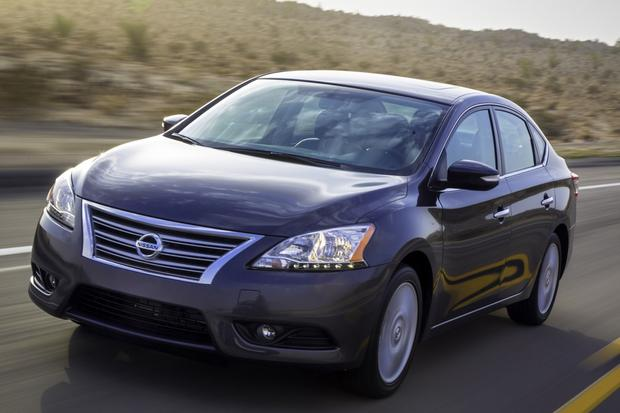 2014 Nissan Sentra: New Car Review featured image large thumb1