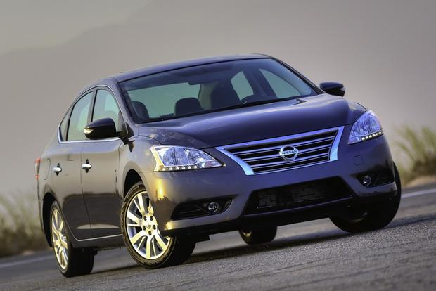 2014 Nissan Sentra: New Car Review featured image large thumb2