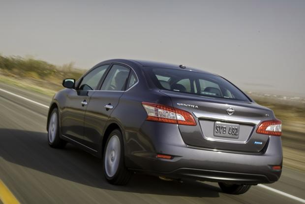 2014 Nissan Sentra: Used Car Review featured image large thumb2