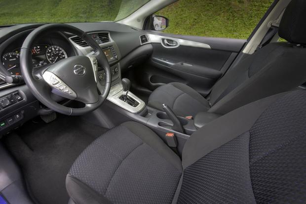 2014 Nissan Sentra Fe S >> 2014 Nissan Sentra New Car Review Autotrader