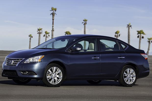 2015 Nissan Sentra: New Car Review featured image large thumb0