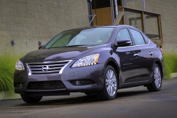 2015 nissan sentra sl review