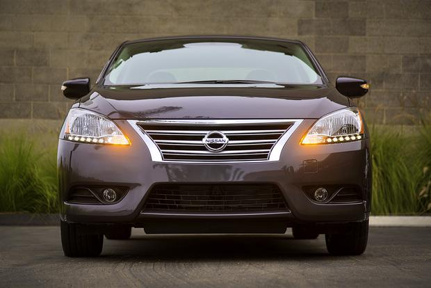 2015 Nissan Sentra: New Car Review featured image large thumb2
