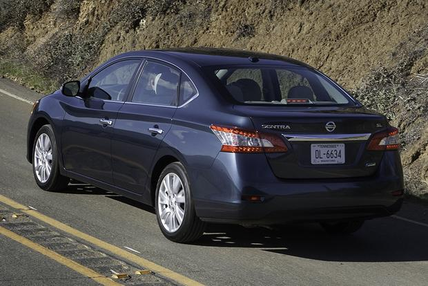 2015 Nissan Sentra: New Car Review featured image large thumb4