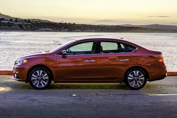 2016 Nissan Sentra: New Car Review featured image large thumb1