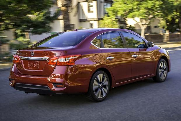 2016 Nissan Sentra: New Car Review featured image large thumb3