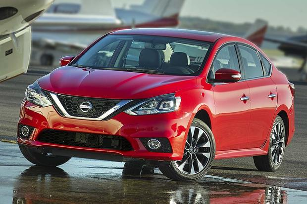 2016 Nissan Sentra: New Car Review featured image large thumb0