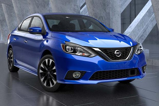 2016 Nissan Sentra: New Car Review featured image large thumb4