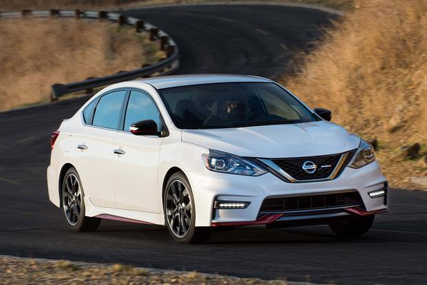 Nissan Sentra NISMO: First Look