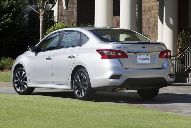 2018 Nissan Sentra: New Car Review featured image large thumb4