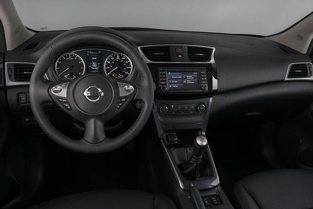 2018 Nissan Sentra: New Car Review featured image large thumb5