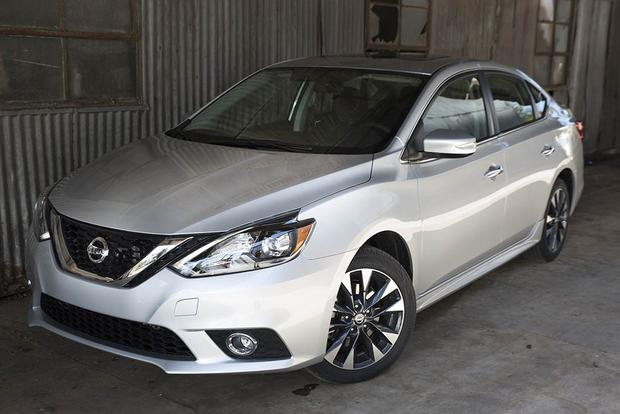 2018 Nissan Sentra: New Car Review featured image large thumb1