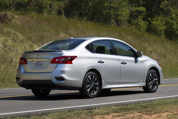2018 Nissan Sentra: New Car Review featured image large thumb3