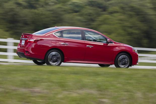 2018 Nissan Sentra: New Car Review featured image large thumb2