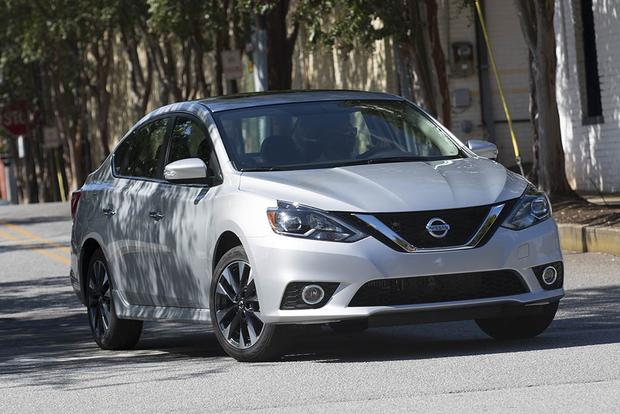 2018 Nissan Sentra: New Car Review featured image large thumb6