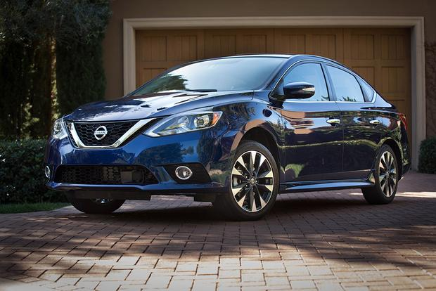 2018 Nissan Sentra: New Car Review featured image large thumb0