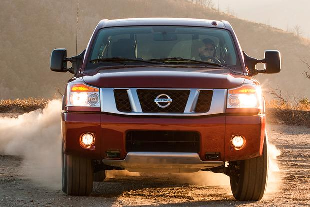 2013 Nissan Titan Used Car Review Autotrader